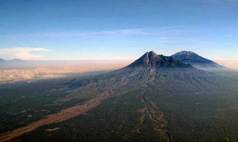 mendaki gunung slamet_1