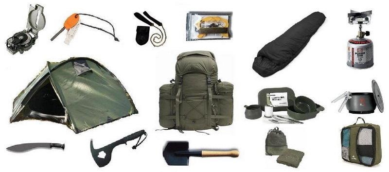 peralatan camping keluarga