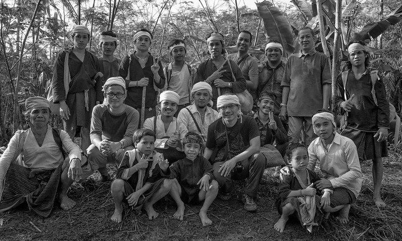 suku baduy bersama pedatang