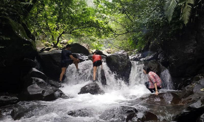 susur sungai highland adventure